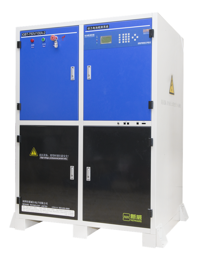 This is the product image display of Neware IGBT7000